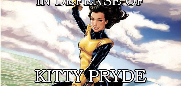 In Defense of Kitty Pryde