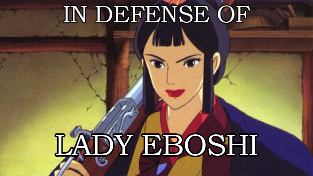 In Defense of Lady Eboshi