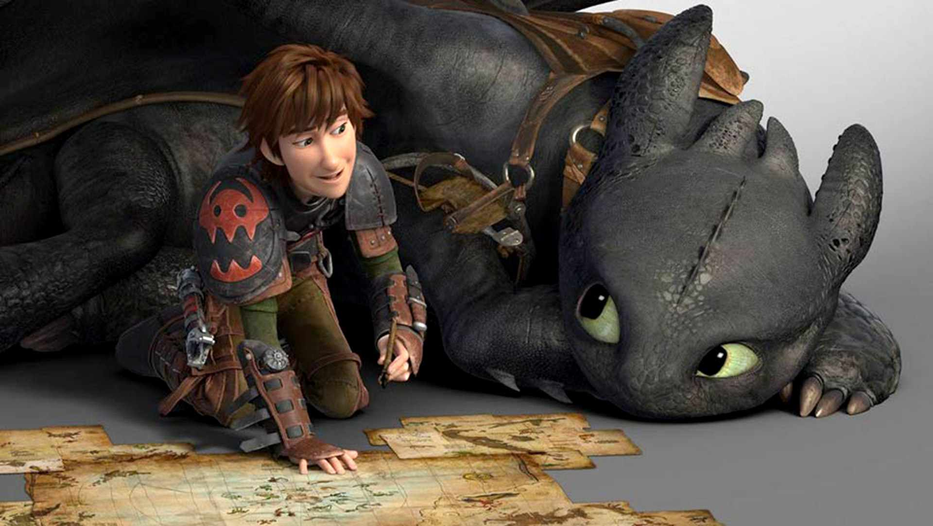 How To Train Your Dragon 2 Wallpaper Hd Toothless Hiccup Non