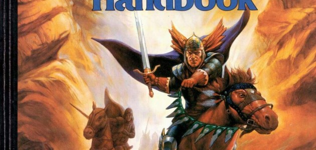 Advanced Dungeons and Dragons_2nd_Edition_Player's_Handbook