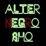 The Alter Negro Sho(w)