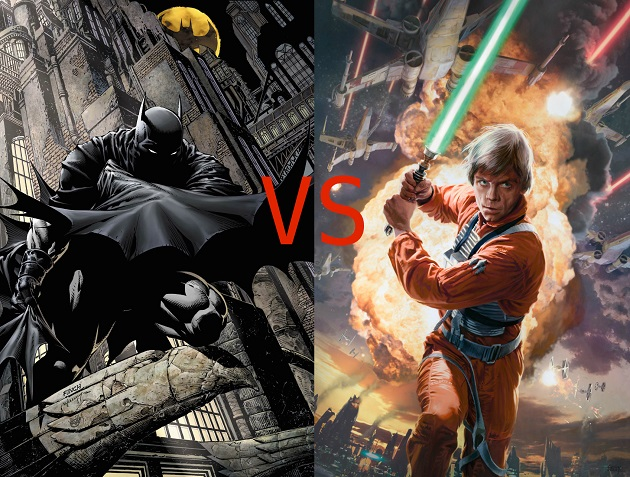 Batman v Luke