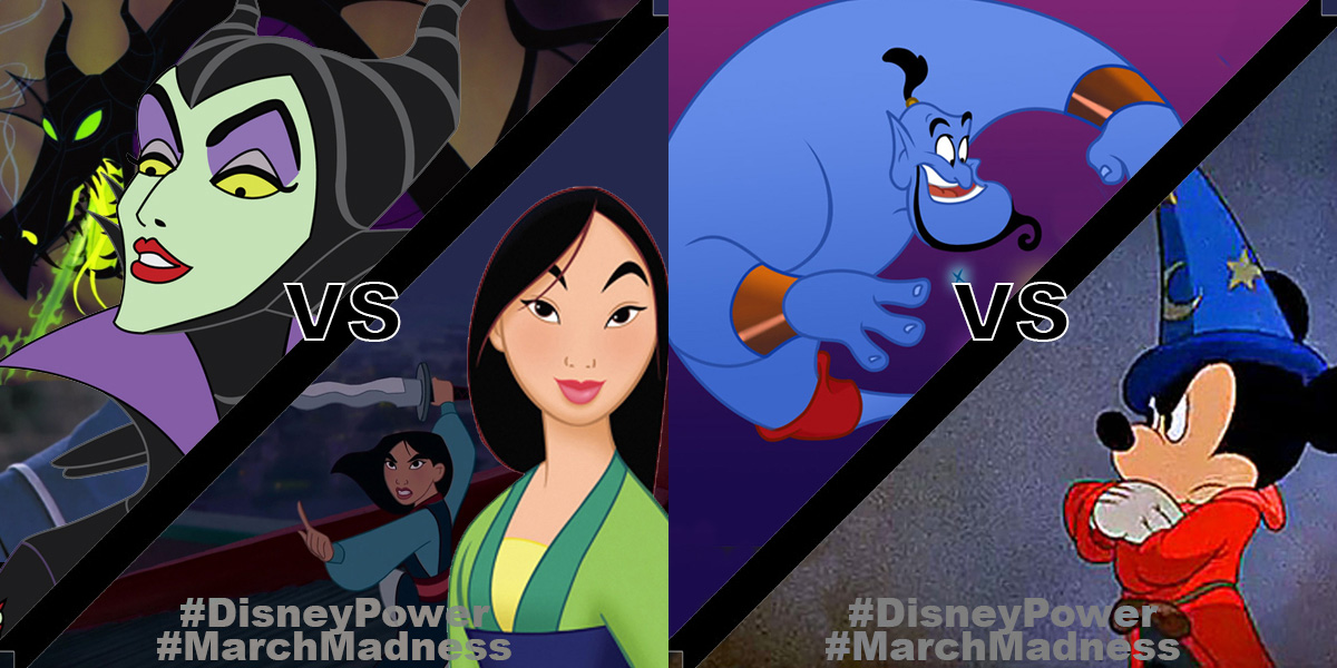 DisneyPower FinalFour