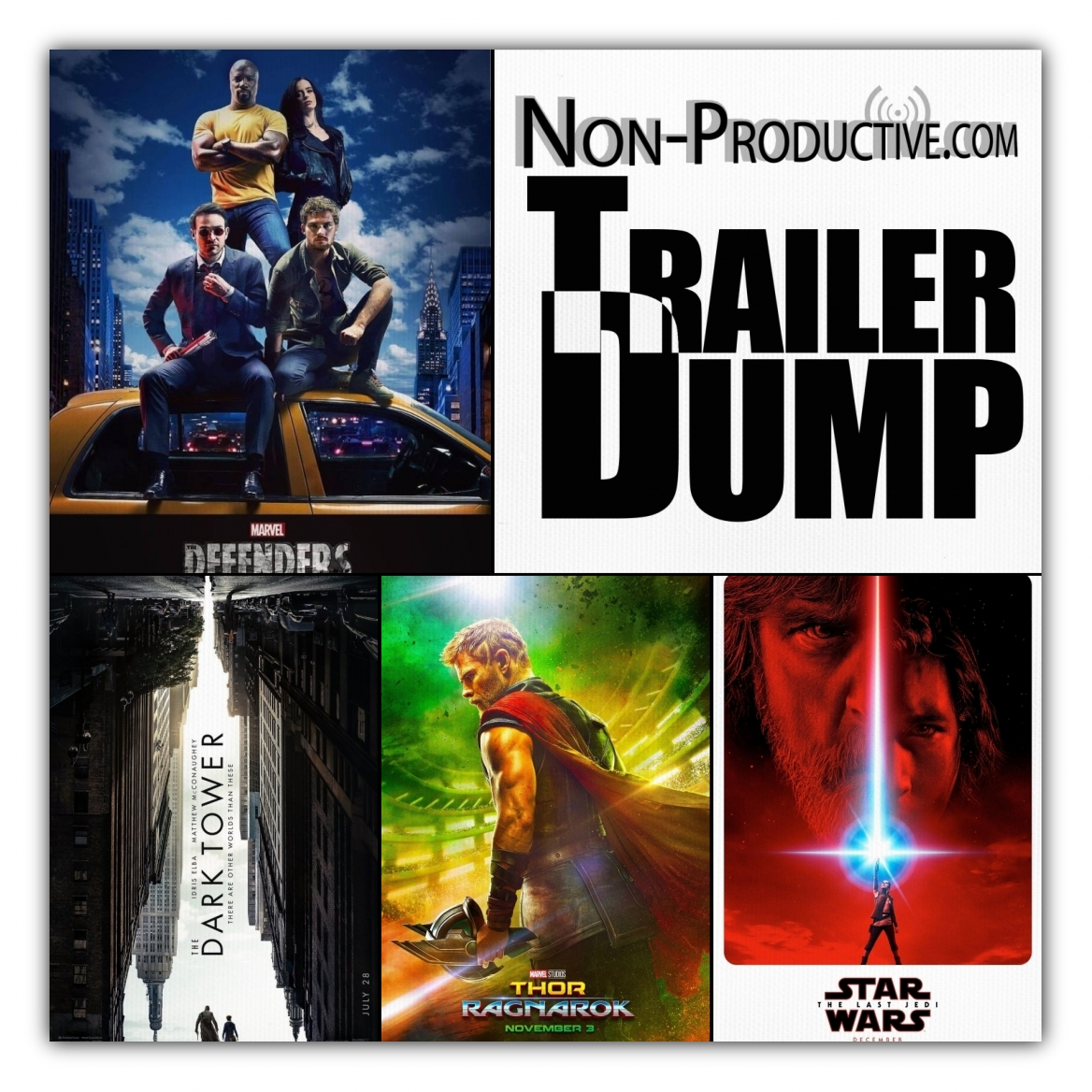 NonPro – Trailer Dump: The Last Dump!