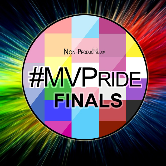 Our Finalists for #MVPride!