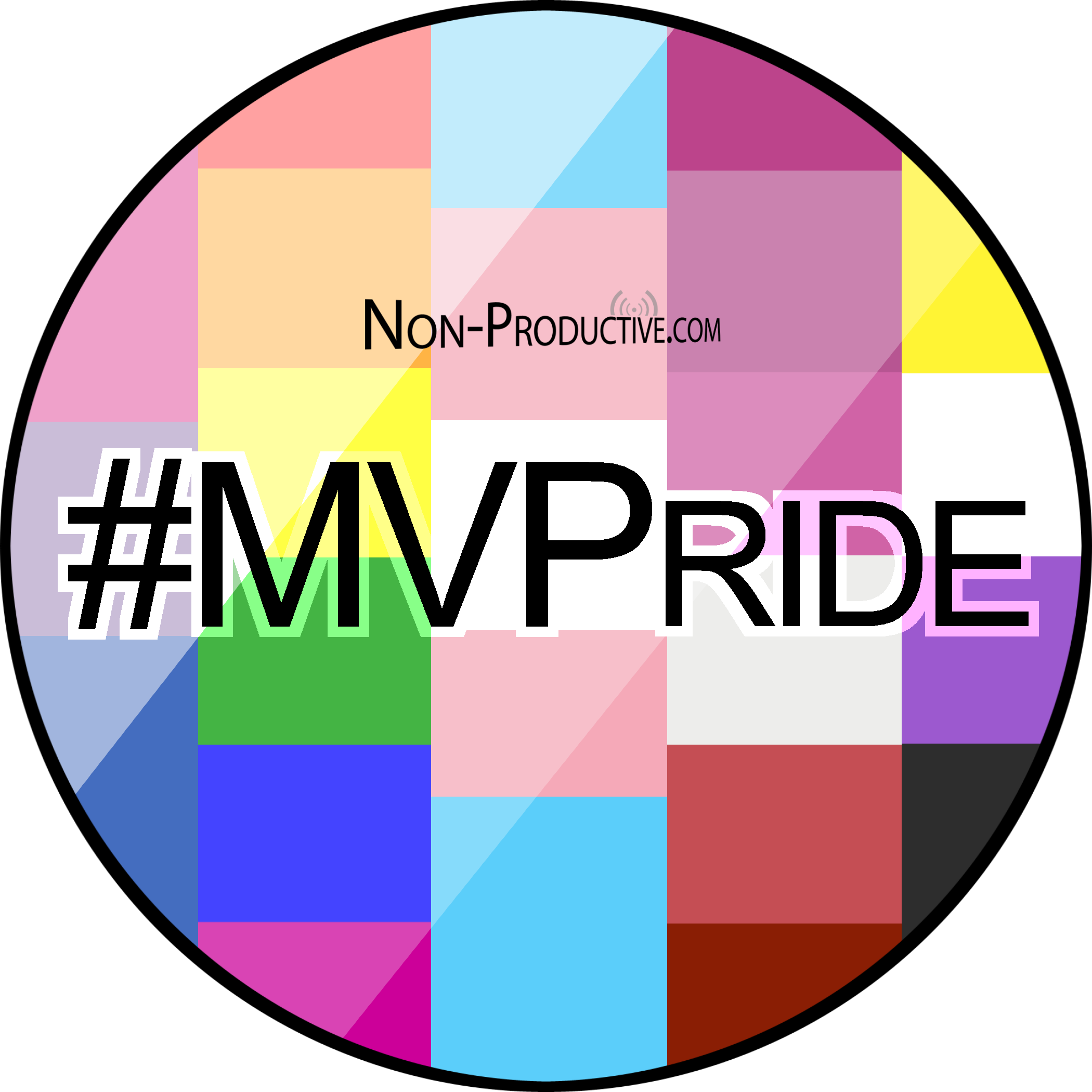 Proudly Announcing #MVPride!