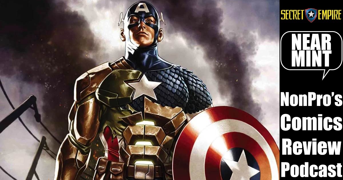 "Near Mint Comic Radio Reviews ""Secret Empire"""
