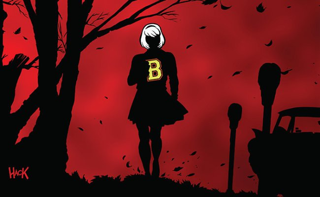 Sabrina the Teenage Witch Gets New Dark Horror Series on The CW