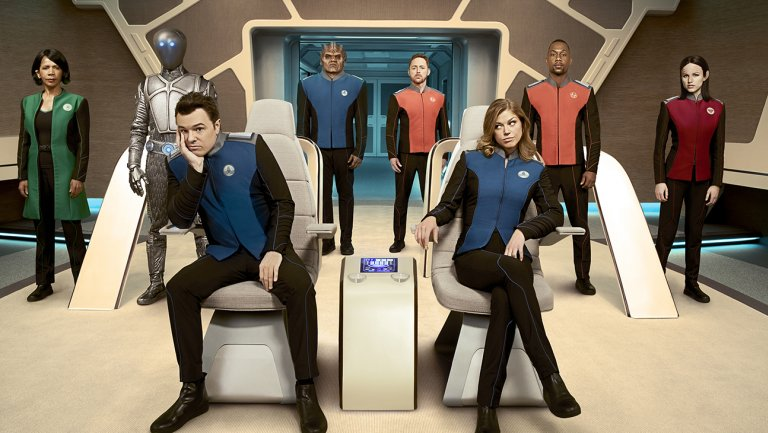 NonPro's First Look at The Orville!