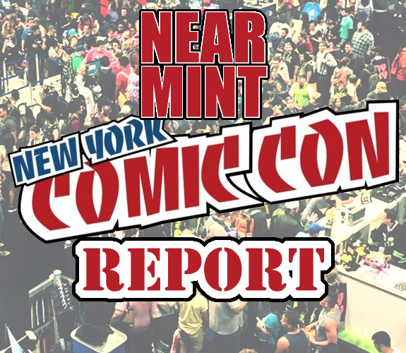 Near Mint reviews news from NYCC!