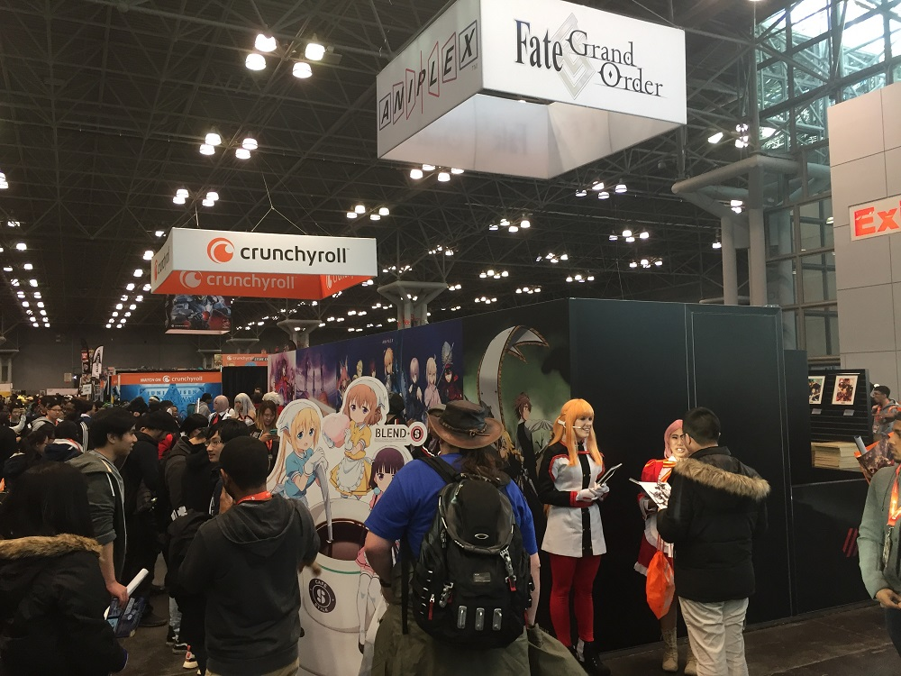 Anime NYC Rocks the City