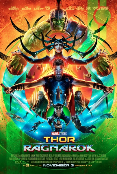 On Film &#8211; <em>Thor: Ragnarok</em> Review!
