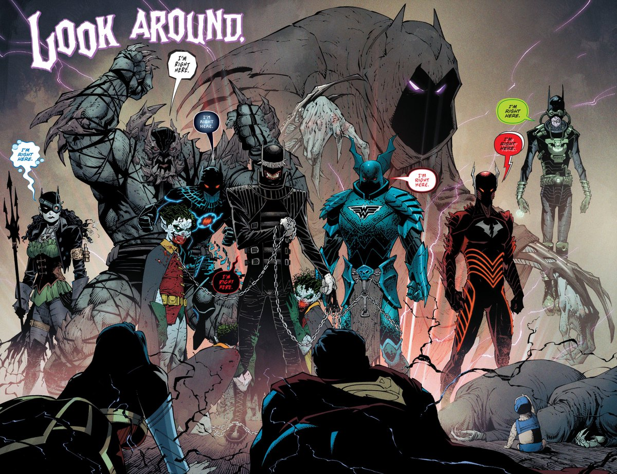 Near Mint – DC's Dark Nights: Metal
