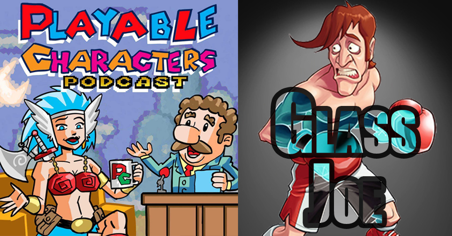 Glass Joe – Playable Characters Podcast