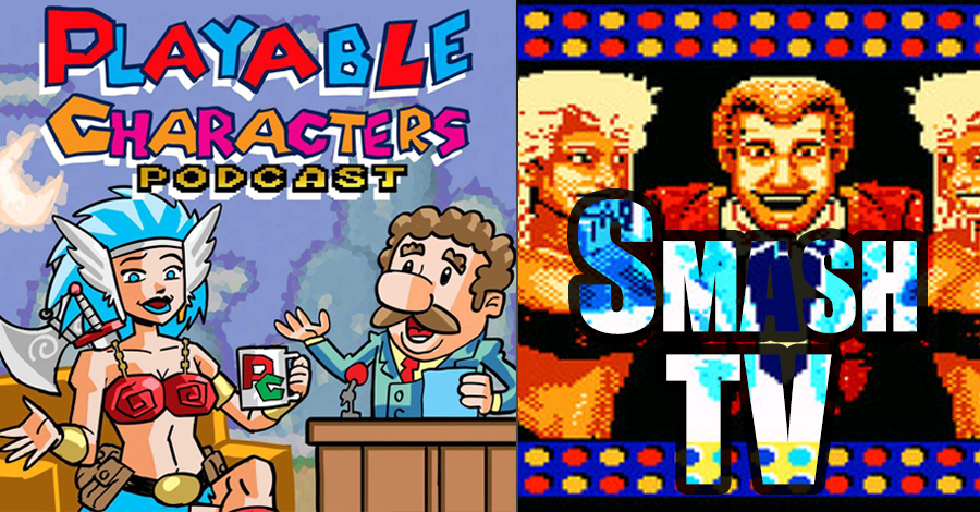 Super Smash TV Host – Playable Characters Podcast