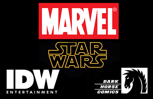 Near Mint Explores Star Wars Comics!