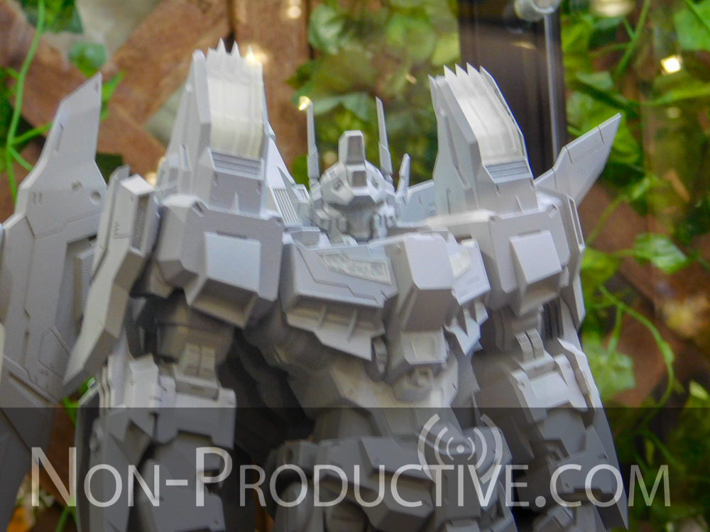 I Wish Star Saber Was My Dad: Transformers Prototypes at Toy Fair 2018!